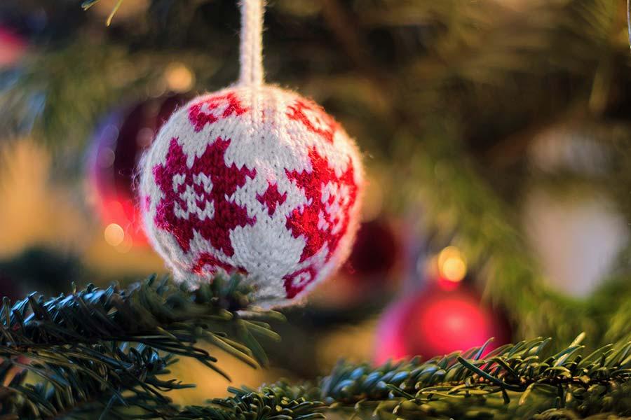 Addobbi di Natale: 10 idee creative fai da te