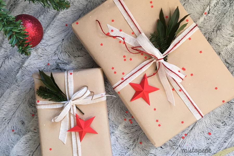 Come confezionare un regalo di Natale