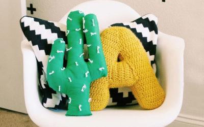Come fare un cuscino a forma di cactus
