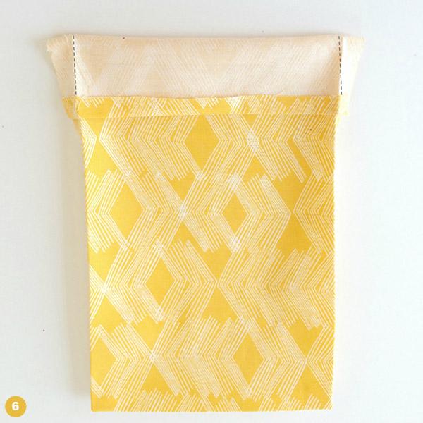 tasca gialla
